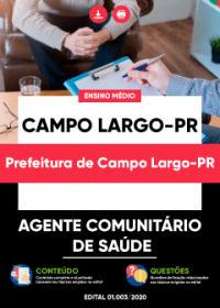 Agente Comunitário de Saúde - Prefeitura de Campo Largo-PR