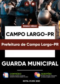 Guarda Municipal - Prefeitura de Campo Largo-PR