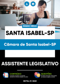 Assistente Legislativo - Câmara de Santa Isabel-SP