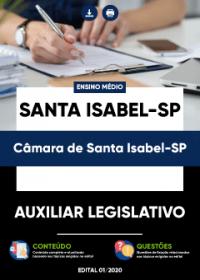 Auxiliar Legislativo - Câmara de Santa Isabel-SP