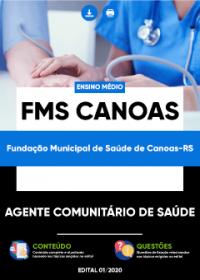 Agente Comunitário de Saúde - FMS Canoas