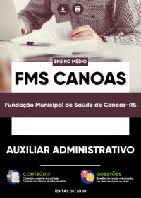 Auxiliar Administrativo - FMS Canoas