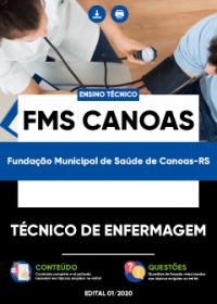 Técnico de Enfermagem - FMS Canoas