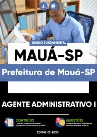 Agente Administrativo I - Prefeitura de Mauá-SP