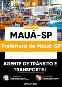 Agente de Trânsito e Transporte I - Prefeitura de Mauá-SP