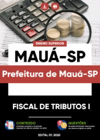 Fiscal de Tributos I - Prefeitura de Mauá-SP