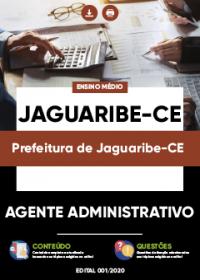 Agente Administrativo - Prefeitura de Jaguaribe-CE