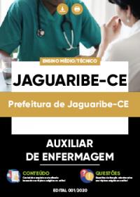 Auxiliar de Enfermagem - Prefeitura de Jaguaribe-CE