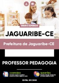 Professor Pedagogia - Prefeitura de Jaguaribe-CE