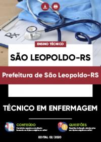 Técnico em Enfermagem - Prefeitura de São Leopoldo-RS