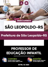 Professor de Educação Infantil - Prefeitura de São Leopoldo-RS