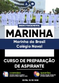 Curso de Preparação de Aspirante - Marinha (Marinha do Brasil - Colégio Naval)