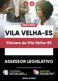 Assessor Legislativo - Câmara de Vila Velha-ES