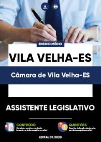 Assistente Legislativo - Câmara de Vila Velha-ES