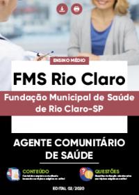 Agente Comunitário de Saúde - FMS Rio Claro