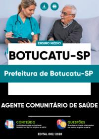 Agente Comunitário de Saúde - Prefeitura de Botucatu-SP