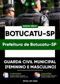 Guarda Civil Municipal - Prefeitura de Botucatu-SP