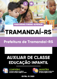 Auxiliar de Classe - Prefeitura de Tramandaí-RS