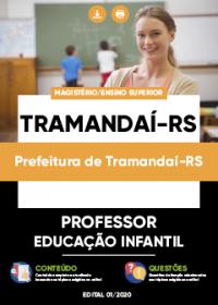 Professor de Educação Infantil-Séries Iniciais - Prefeitura de Tramandaí-RS