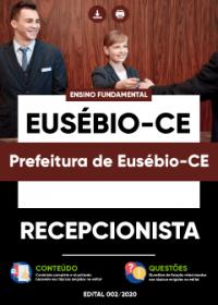 Recepcionista - Prefeitura de Eusébio-CE