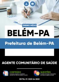 Agente Comunitário de Saúde - Prefeitura de Belém-PA