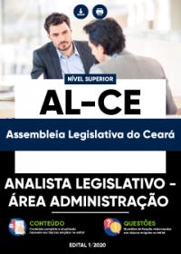 Analista Legislativo - Área Administração - AL-CE