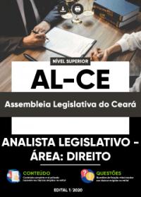 Analista Legislativo - Área: Direito - AL-CE
