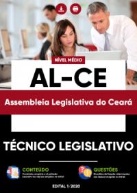 Técnico Legislativo - AL-CE