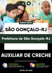 Auxiliar de Creche - Prefeitura de São Gonçalo-RJ