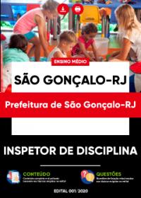 Inspetor de Disciplina - Prefeitura de São Gonçalo-RJ