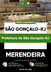 Merendeira - Prefeitura de São Gonçalo-RJ