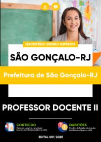 Professor Docente II - Prefeitura de São Gonçalo-RJ