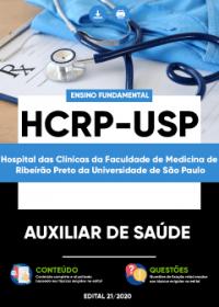 Auxiliar de Saúde - HCRP-USP