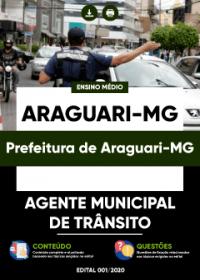 Agente Municipal de Trânsito - Prefeitura de Araguari-MG