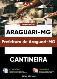 Cantineira - Prefeitura de Araguari-MG