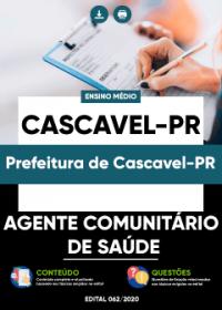 Agente Comunitário de Saúde - Prefeitura de Cascavel-PR