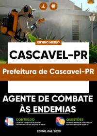 Agente de Combate às Endemias - Prefeitura de Cascavel-PR