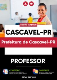 Professor - Prefeitura de Cascavel-PR