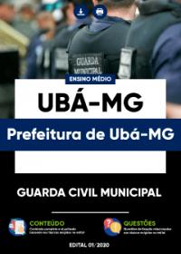 Guarda Civil Municipal - Prefeitura de Ubá - MG