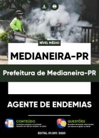 Agente de Endemias - Prefeitura de Medianeira-PR