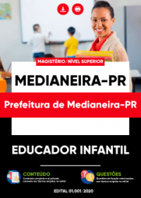 Educador Infantil - Prefeitura de Medianeira-PR