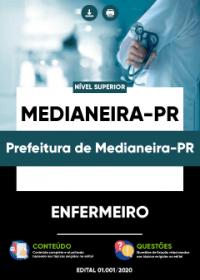 Enfermeiro - Prefeitura de Medianeira-PR