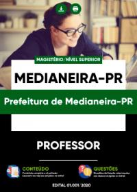 Professor - Magistério- Prefeitura de Medianeira-PR