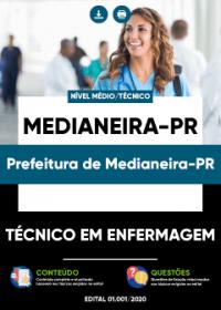 Técnico em Enfermagem - Prefeitura de Medianeira-PR