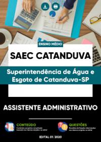 Assistente Administrativo - SAEC Catanduva