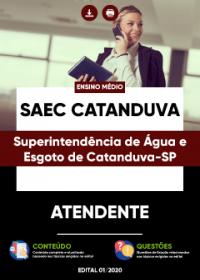 Atendente - SAEC Catanduva