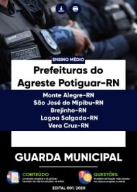 Guarda Municipal - Prefeituras do Agreste Potiguar-RN