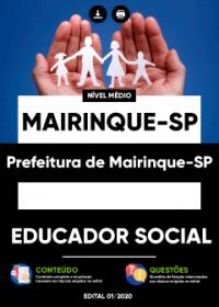 Educador Social - Prefeitura de Mairinque-SP