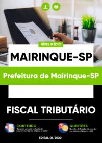Fiscal Tributário - Prefeitura de Mairinque-SP