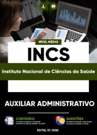 Auxiliar Administrativo - INCS
